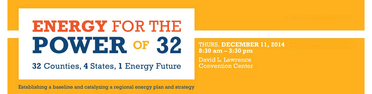 Website header - Energy for the Power of 32